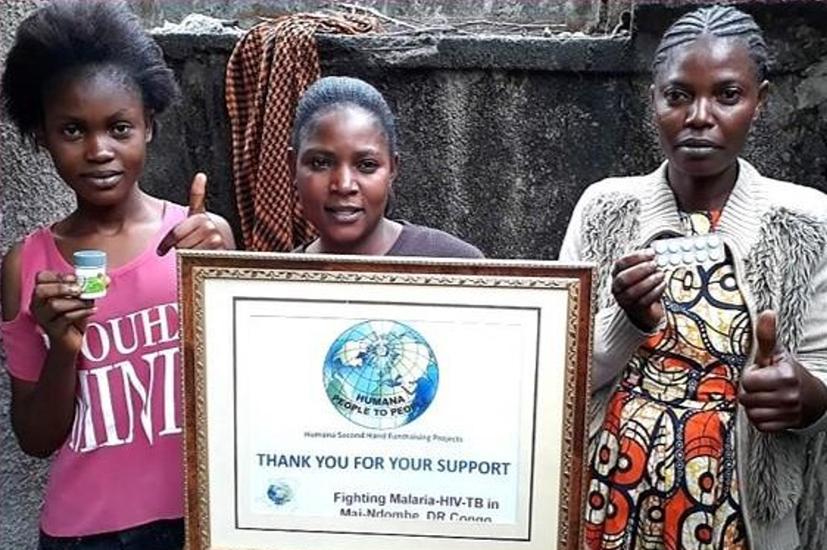 Fighting malaria and TB 3